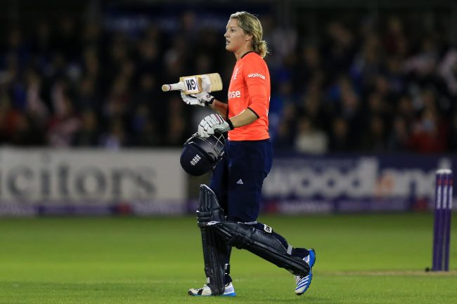 Taylor, Greenway clinch thrilling win for England Women