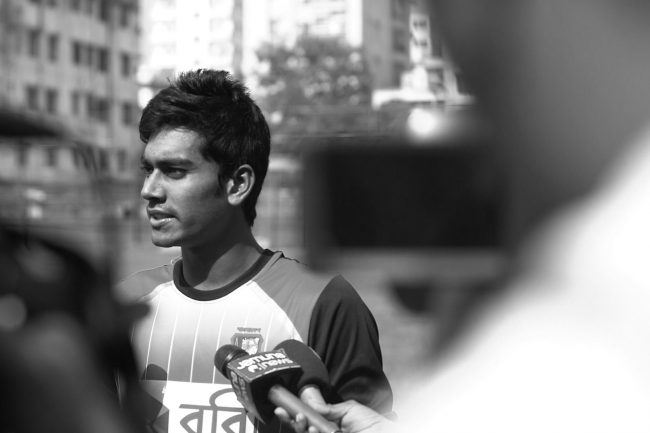 Mehedi Hasan - #FutureStars
