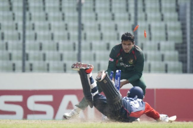 Day 10 of ICC Under 19 Cricket World Cup Bangladesh 2016