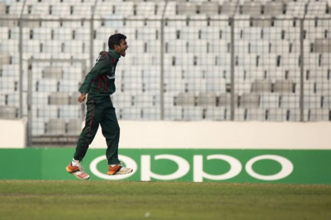 Day 16 of ICC Under 19 Cricket World Cup Bangladesh 2016
