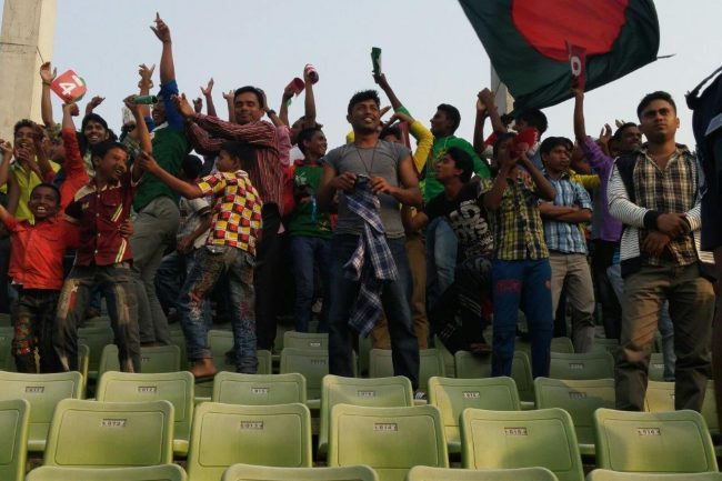 Day 18 of ICC Under 19 Cricket World Cup 2016 Bangladesh