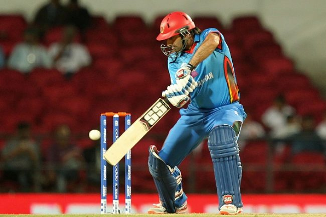 Asghar Stanikzai remained unbeaten on 55 to take Afghanistan to 170 for 5 in 20 overs.