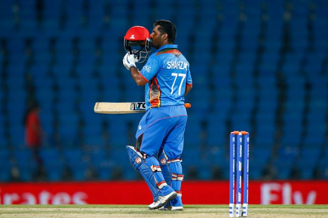Mohammad Shahzad smashed 61 off 39 balls, hitting five fours and three sixes in his knock.