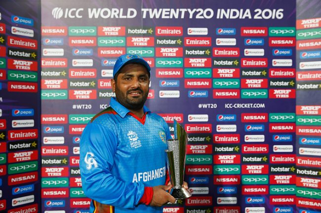 Mohammad Shahzad was awarded man of the match award for his excellence.