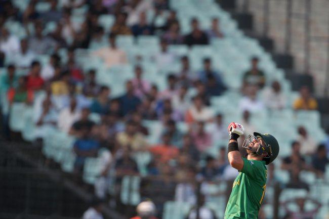 Ahmed Shehzad celebrates his half-century