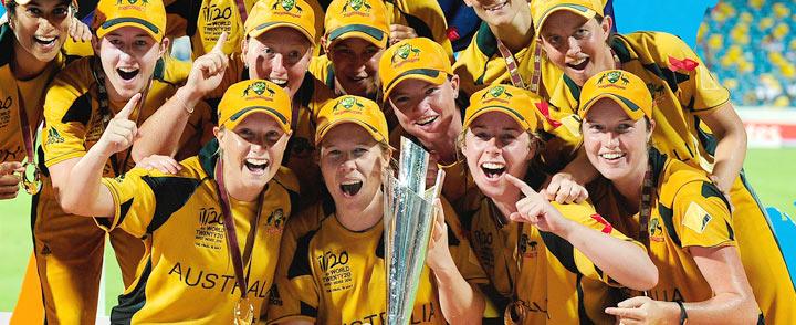 Australia Women - ICC Teams