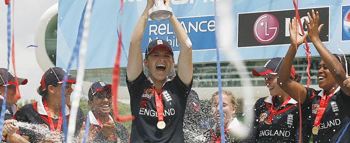 England Women - ICC Teams