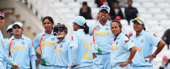 India Women - ICC Teams