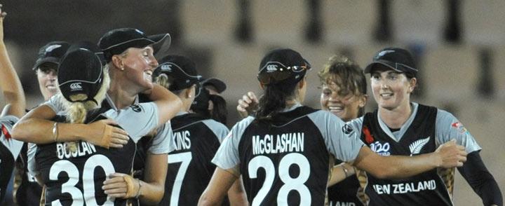 New Zealand Women - ICC Teams