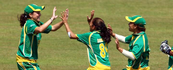 South Africa Women - ICC Teams