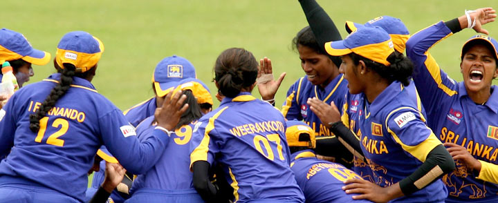 Sri Lanka Women - ICC Teams