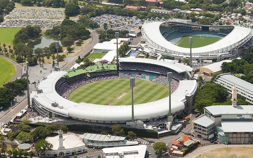 Melbourne Cricket Ground Car Parking